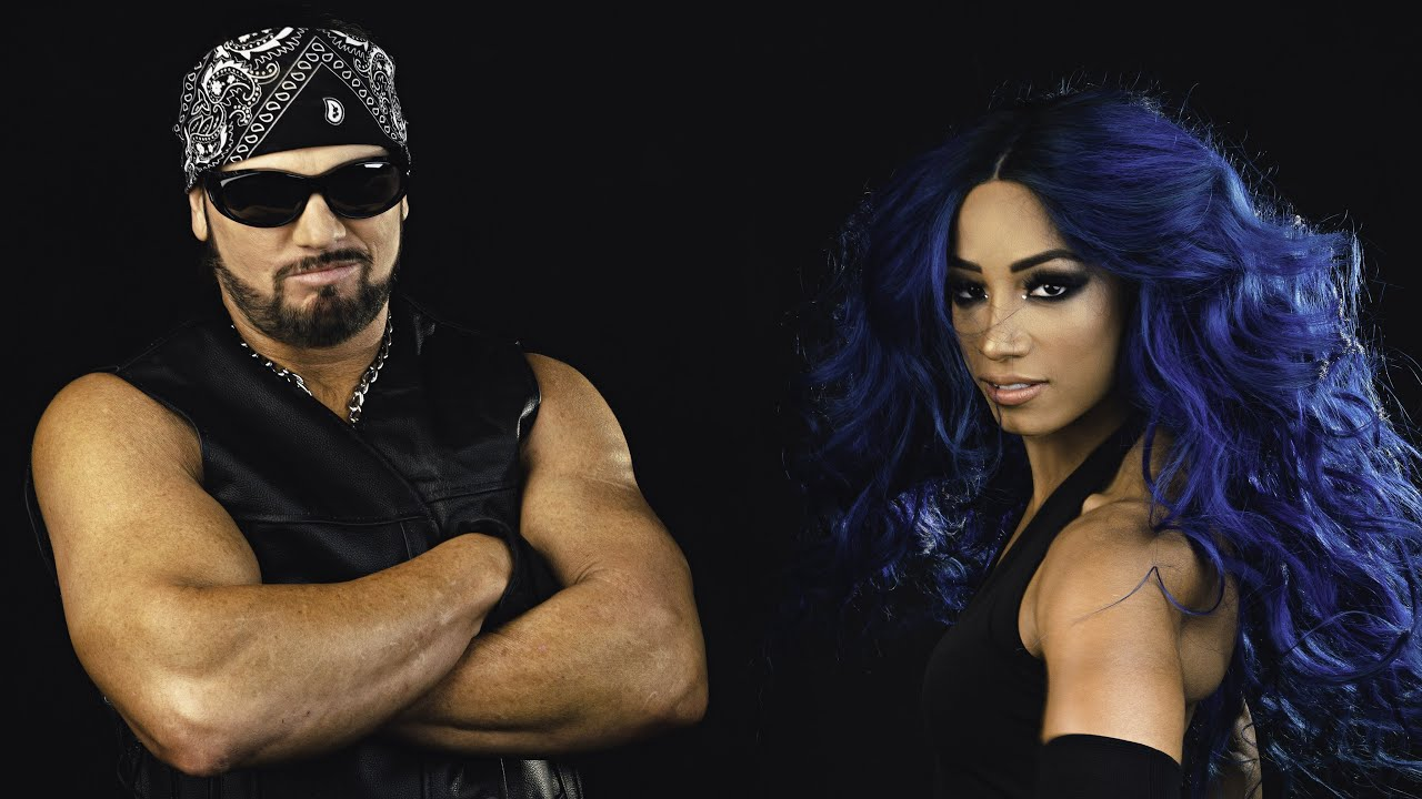 Download WWE Superstars become The Undertaker with haunting photo shoot