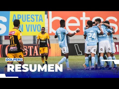 Sporting Cristal AD Cantolao Goals And Highlights