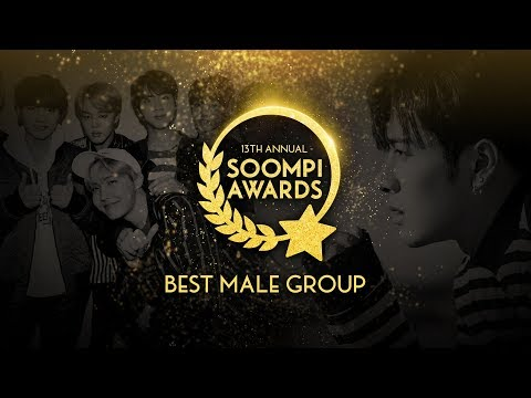 Nominees: Best Male Group in the 13th Annual Soompi Awards