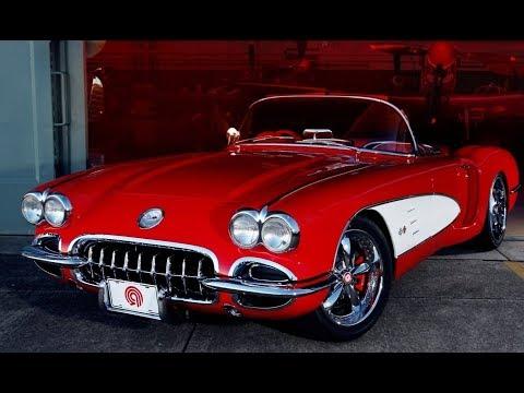 History of Chevrolet Corvette  Chevy (Automobile Documentary)