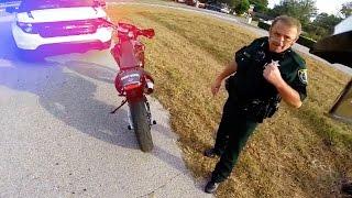 Cops Vs Bikers 2016 - Cool Cops & Angry Cops [Ep.#18]