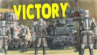 Allied Forces VICTORIOUS in Final Battle with Empire | Valkyria Chronicles 4 Gameplay