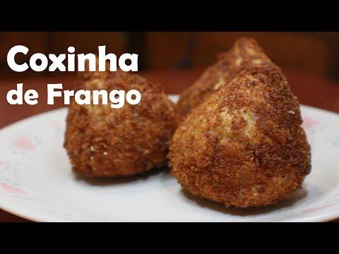 Cross-Cultural Cuisine: Brazil - Coxinha de Frango