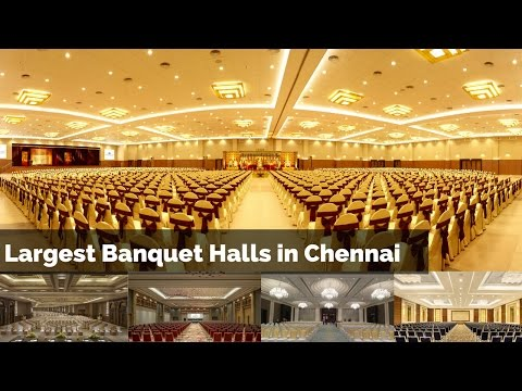 Largest Banquet Halls In Chennai By BigFday.com