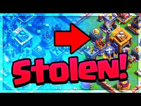 DON'T TELL Anyone, but I STOLE IT - Clash of Clans Builder Hall Strategy