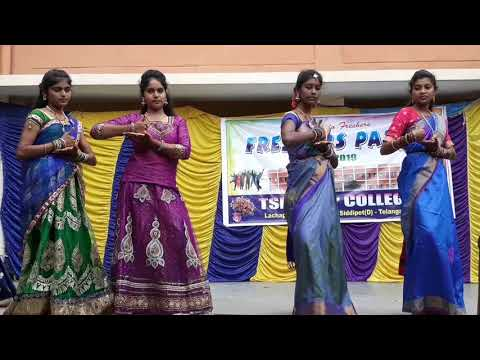 Relare Relare Telangana formation day mangli song dance performance