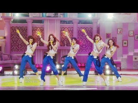【TVPP】KARA - Mister, 카라 - 미스터 @ Show Music Core Live