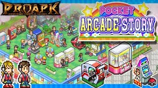 Pocket Arcade Story Gameplay iOS / Android