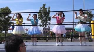 根室発! 第一次産業応援アイドルN-istの4人です 全員根室高校の女の子...