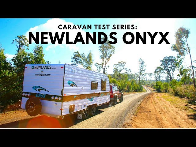 Special Newlands Onyx Caravan