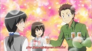 Kaichou wa Maid-sama! (会長はメイド様!) 02 «¡Sigue siendo una Maid incluso en el Festival Escolar!» Misaki Ayuzawa es la nueva presidenta estudiantil de una ...