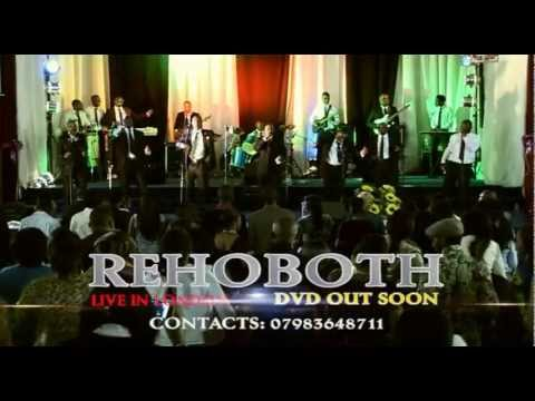 """REHOBOTH LIVE IN LONDON """"OUT SOON"""""""