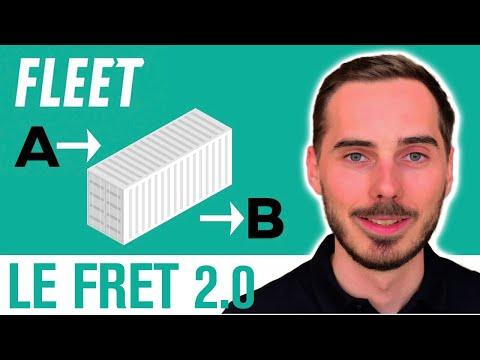 🚢 FLEET : Déplacer 7 tonnes de marchandises en quelques clicks !