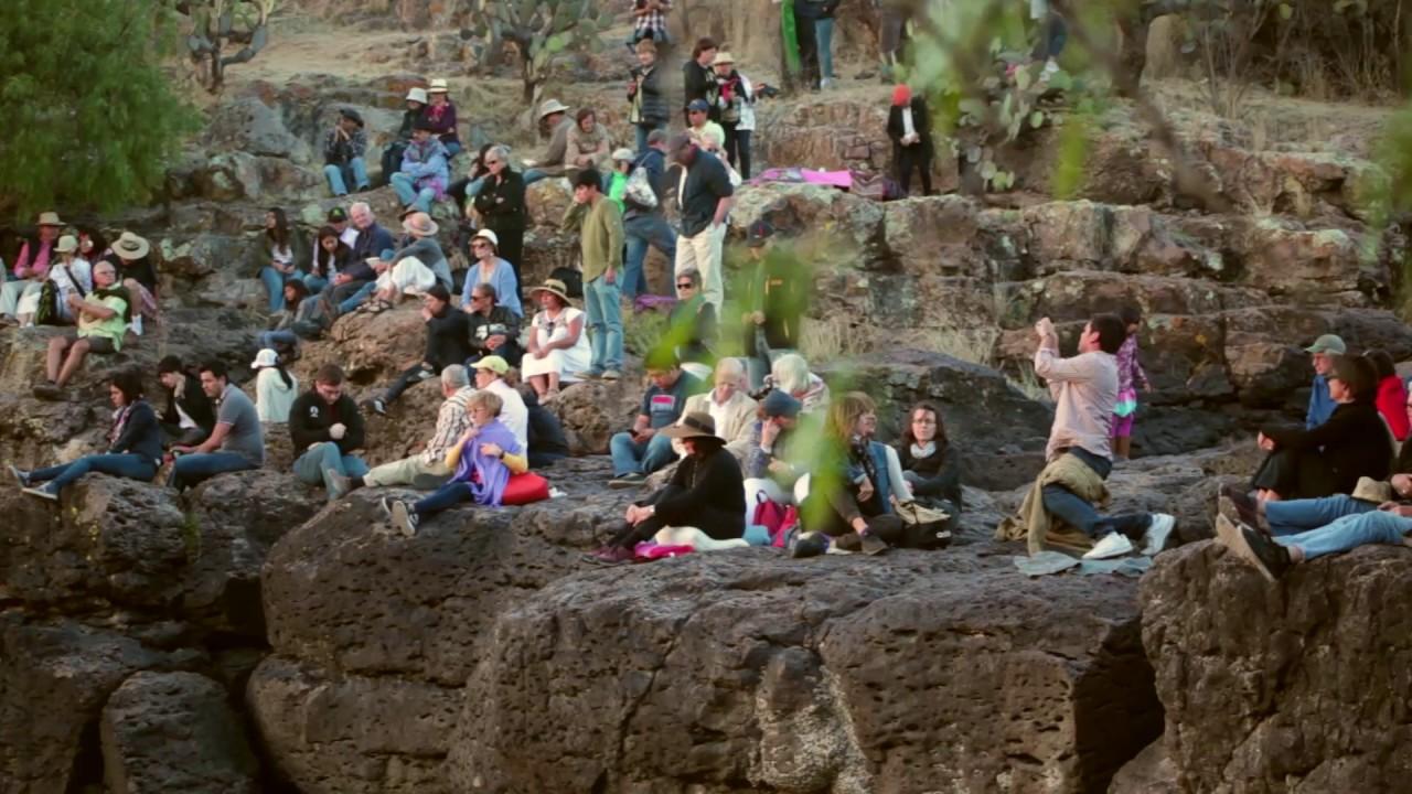 Concierto de equinoccio de primavera en el ca n del for Jardines de sabatini conciertos 2017