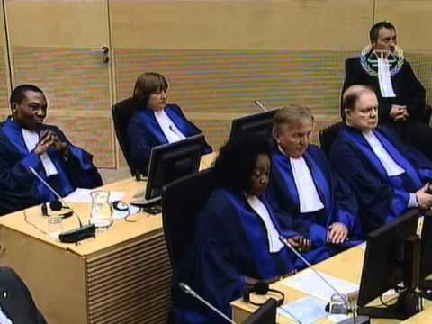 ICC Prosecutor: Fatou Bensouda's solemn undertaking, 15 June 2012