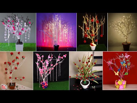 Best Out Of Waste Material Craft Idea | DiY Living Room Decor Ideas