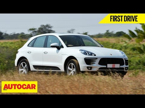 Porsche Macan 2.0 Petrol | First Drive | Autocar India