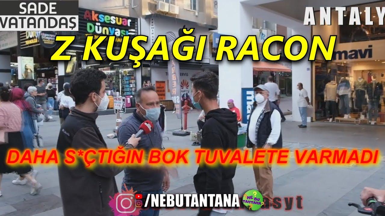 Z KUŞAĞI RACON - KARMA RÖPORTAJ SERİ 2