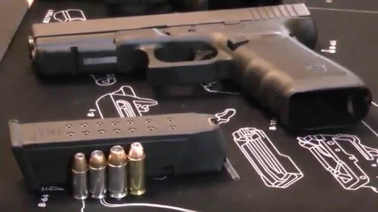 Glock 20 Gen4