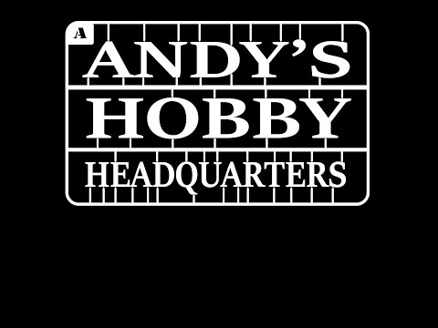Andy's Hobby Headquarters T shirts now available.