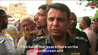 Noted Pakistani Sufi Singer Shot Dead In Karachi