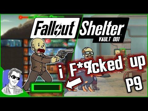 A Huge Mistake Fallout Shelter Vault 001