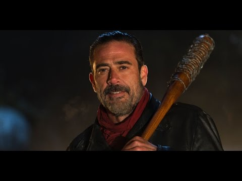 Negan Scene - The Walking Dead Season 6 Finale