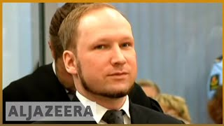 #Breivik will not appeal sentence, sorry he did not kill more
