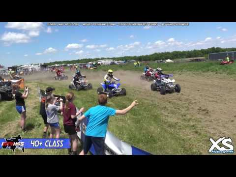IATVHSS 2017 Mount Pleasant - Afternoon ATV Racing