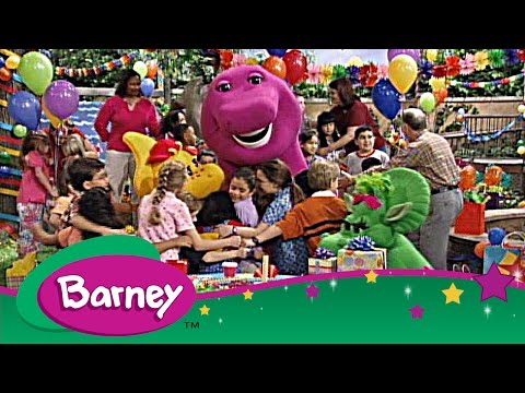 Barney - London Bridge Is Falling Down, Looby Loo And More Songs