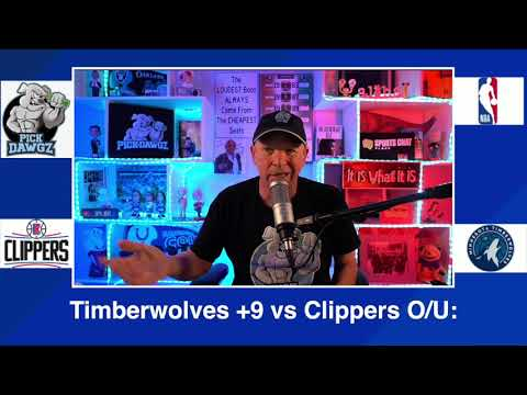 Minnesota Timberwolves vs Los Angeles Clippers 2/10/21 Free NBA Pick and Prediction NBA Betting Tips
