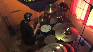 Invincible - Tinie Tempah (ft. Kelly Rowland) Drum Cover (HD)