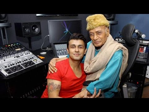 Sonu Nigam-Khayyam At The Song Recording Of Gulam Bandhu
