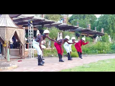 Gumboot Dancers Cape