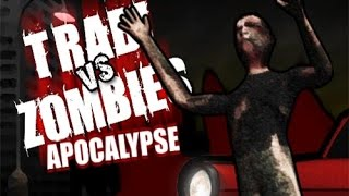 Trabi vs Zombies gameplay walkthrough