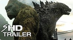 "Godzilla vs. Kong (2020) Official Tease ""Not the only King"" End Credit"