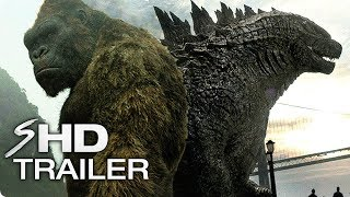 "Godzilla vs. Kong (2020) Official Tease ""Not the only King"" End Credit – Godzilla: King of Monsters"