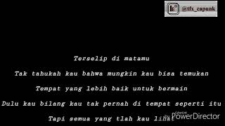 Translat lagu by oasis - dont look back in anger.