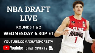 NBA Draft 2020 LIVE