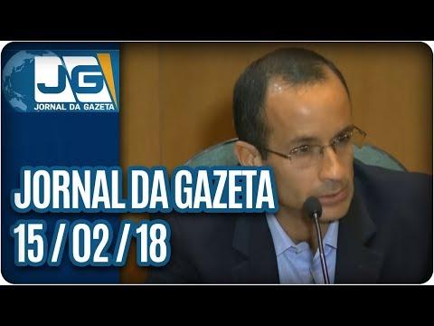 Jornal da Gazeta - 15/02/2018
