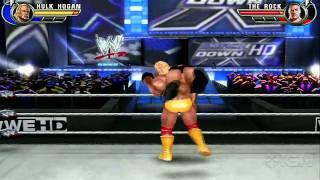WWE All Stars: Hogan Wii Gameplay