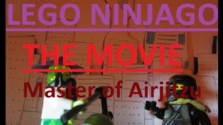LEGO NINJAGO -THE MOVIE- Master Of Airjitzu  (Day of the departed Season FINAL)