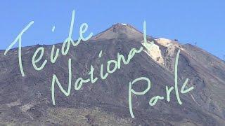 1分世界遺産 167 テイデ国立公園 スペイン㊶