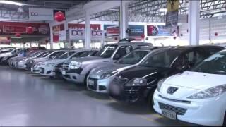 Crise no mercado de carros usados