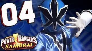 Power Rangers Samurai: Part 4 Day Off! Nintendo Wii (co-op) Walkthrough