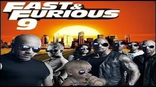Rapido & Furioso 9 - Death Family - La familia muere (F/M)