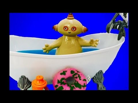 MAKKA PAKKA Toy Bath Time!