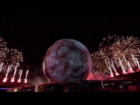 EXPO 2017 Opening Ceremony in Astana in the capital of Kazakhstan