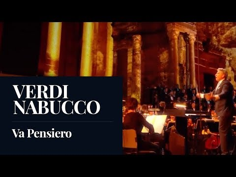 """VERDI - Nabucco : """"Va Pensiero"""" (Chœur de l'Opéra de Parme) [MUSIQUES EN FÊTE 2017]"""