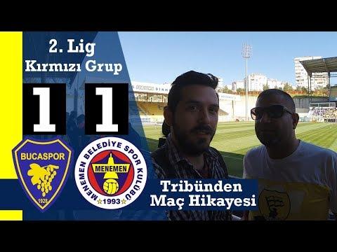 İzmir Derbisinde Bucaspor Menemen Belediyespor'la Berabere Kaldı | Buca Fan Club'tan Alfabe Marşı